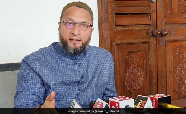 Maharashtra Assembly Elections 2019: 'Congress Can't Be Revived Even With Calcium Injection': Asaduddin Owaisi