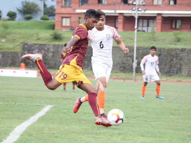 Saff Under 18 Football: Sri Lanka को हराकर India सेमीफाइनल में पहुंचा