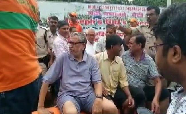 पटना में जल जमाव से चार-पांच दिन नहीं मिलेगी निजात, डिप्टी सीएम मोदी ने ली बैठक