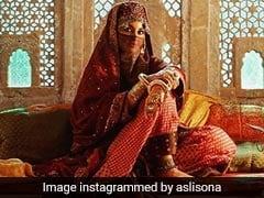 फिल्म 'लाल कप्तान' में सोनाक्षी सिन्हा के लुक का हुआ खुलासा, Photo हुई वायरल