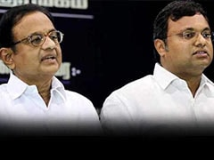 "In Birthday Wish For Father, In Jail, Karti Chidambaram's ""56"" Dig At PM"