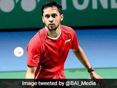 Korea Badminton Open: पारुपल्ली कश्यप फाइनल में नहीं पहुंच सके, सीधे गेम में हारे