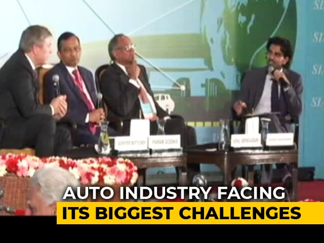 Video : Revival Of The Indian Auto Sector: A Major Concern