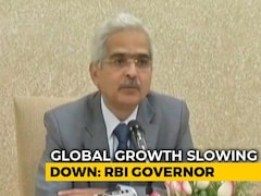 Video: Little Space For Any Fiscal Expansion By Government: Shaktikanta Das