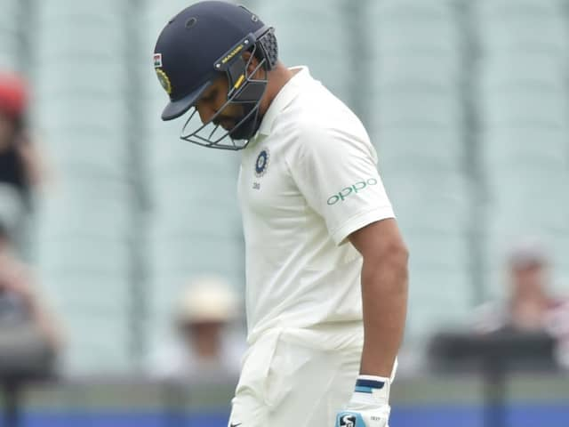 BPXI vs RSA: Rohit wastes the opportunity to get some confidence before the first Test, but...