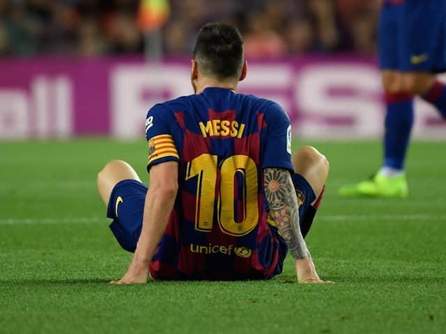 Barcelona vs Villarreal: Lionel Messi Suffers Injury, Barcelona Beat Villarreal 2-1