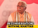Video : Off The Cuff With Manohar Lal Khattar