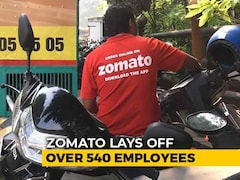 Video: Zomato Sacks 541 Employees As Automation Improves
