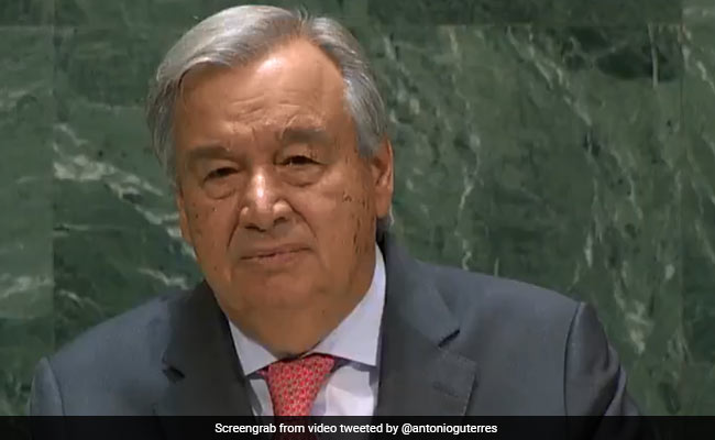 India ''Good Example'' As Solar Auctions Gain Popularity Amid COVID: UN Chief