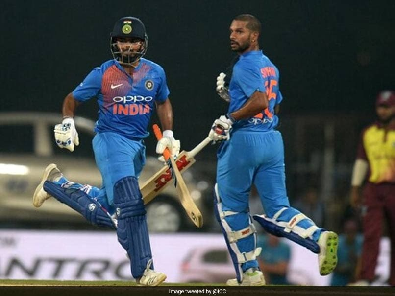 Rishabh Pant, Shikhar Dhawan, Navdeep Saini Make Themselves Available For Vijay Hazare Trophyb