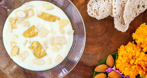 Almond & Custard Apple Rabdi