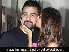 Watch: Shilpa Shetty Surprises Husband Raj Kundra With 6-Layered Birthday Cake, Wins Internet