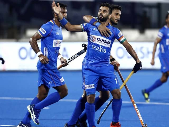 FIH Hockey Qualifiers: Indian Men To Face Russia, Women Take On USA