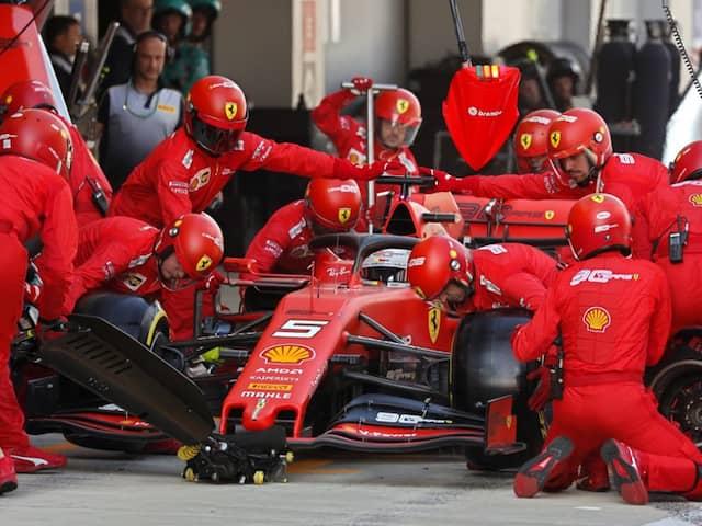 Russian GP: Ferrari Chief Mattia Binotto Faces Headache After Russia Implosion