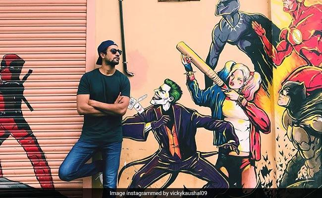 Sorry Batman, Iron Man And Flash, Vicky Kaushal 'Loves' This Desi Superhero