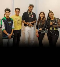 Madhuri And Isha Ambani Were At Wiz Khalifa's Mumbai Concert. See Pics