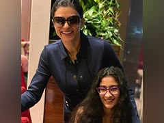 Sushmita Sen's Birthday Wish For Daughter Renee Is All About 'Kisses And Blessings'