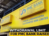 Video : RBI Raises Withdrawal Limit To Rs. 10,000 From PMC Bank Account Holders