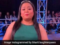 कॉमेडियन भारती सिंह के झूठ का हुआ पर्दाफाश, देखें Viral Video