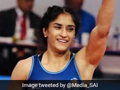World Wrestling Championships: Vinesh Phogat Wants To Convert Her Bronze Into Gold