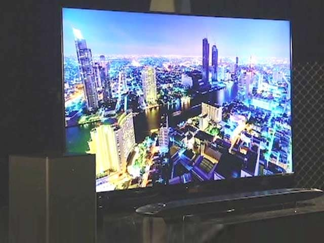 Video : An 8K TV Worth Rs. 8 Lakh