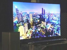 An 8K TV Worth Rs. 8 Lakh