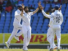West Indies vs India 2nd Test Day 2 Highlights: West Indies Trail India By 329 Runs At Stumps On Day 2