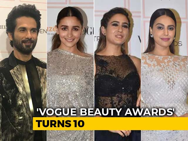Exclusive: Vogue Beauty Awards 2019