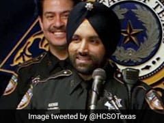 Community Leaders In Houston Seek Permanent Memorial To Honour Sikh Cop