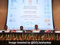S Jaishankar Launches PhD Fellowship Programme For ASEAN Students At IITs