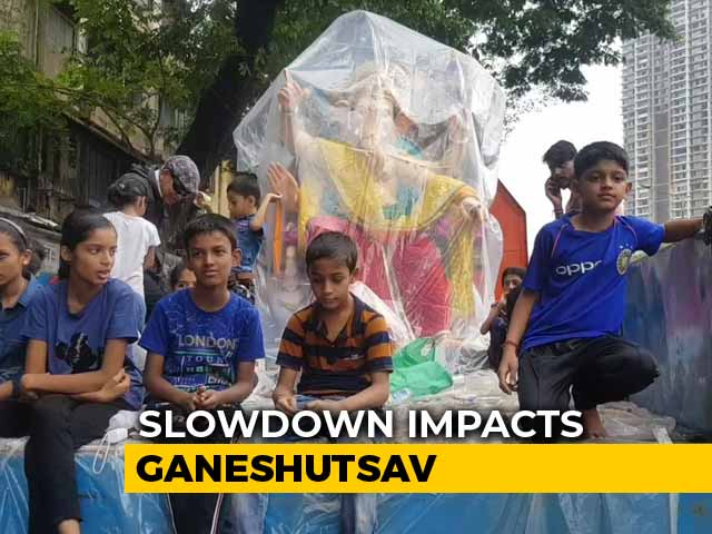 Video : Ganesh Chaturthi Begins Across The Country