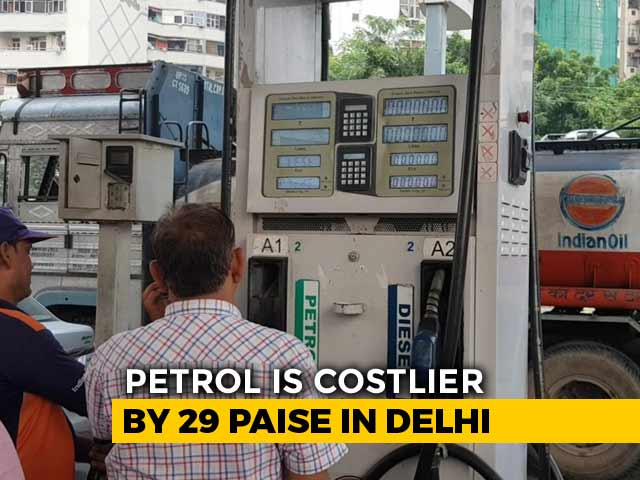 Video: Petrol, Diesel Prices Hiked For Third Straight Day. Check Today's Rates Here
