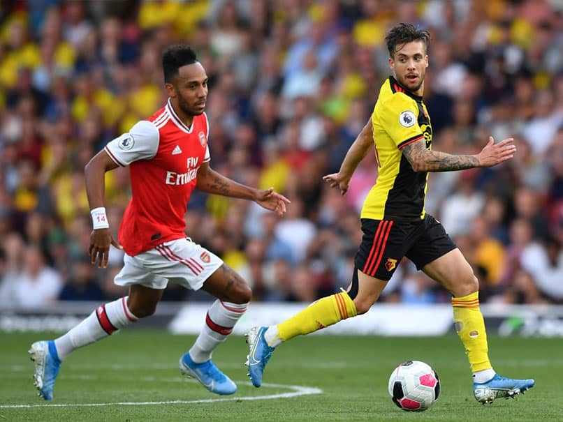 Premier League: Arsenal Blow Two-Goal Lead At Lowly Watford