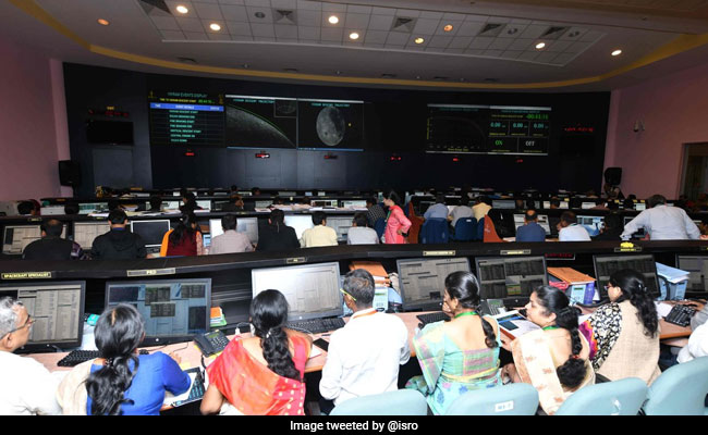 After Vikram Silence, An Outpouring Of Encouragement For ISRO On Twitter
