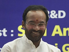 Junior Union Home Minister G Kishan Reddy To Visit J&K Tomorrow