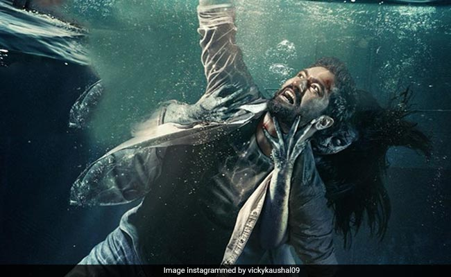 On Friday The 13th, Vicky Kaushal's Bhoot Poster Will Give You Chills