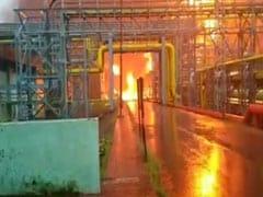 महाराष्ट्र: उरण के ONGC के LPG प्लांट में लगी भीषण आग, 7 लोगों की झुलसकर मौत, 2 घायल