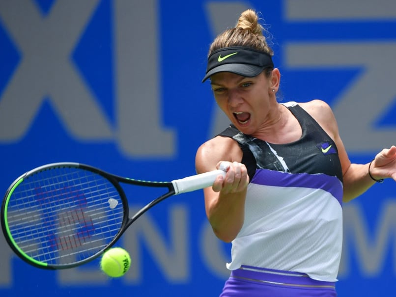 China Open: Simona Halep Knocked Out After Losing To Ekaterina Alexandrova In Second Round