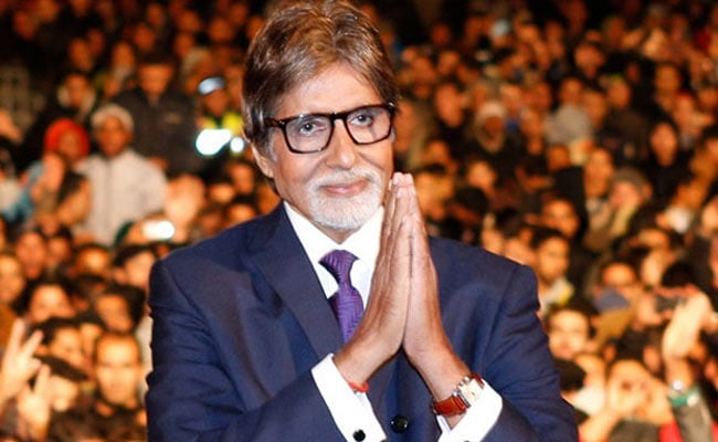 Amitabh Bachchan Donates Rs 51 Lakh To Relief Fund For Bihar Floods