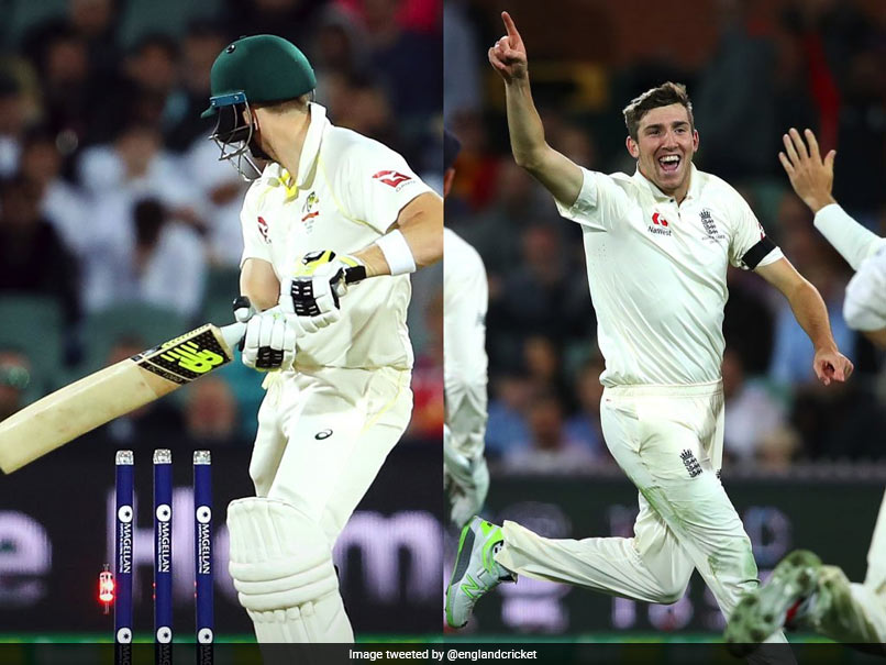 Craig Overton replaces Chris Woakes in England side for 4th Ashes tes