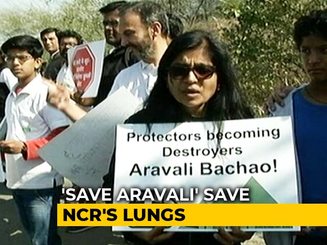 Video : Threat To Delhi's Lungs