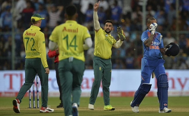 Tabraiz Shamsi Reveals Reason Behind His 'Shoe Celebration'
