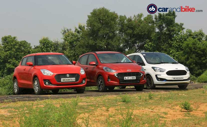 Exclusive: Hyundai Grand i10 Nios vs Maruti Suzuki Swift vs Ford Figo