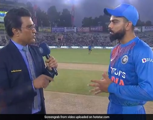 How Sanjay Manjrekar Motivated Virat Kohli During Mohali T20I