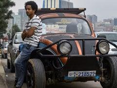 In Ethiopia, Beat-Up Volkswagen Beetles Get 21st-Century Upgrade