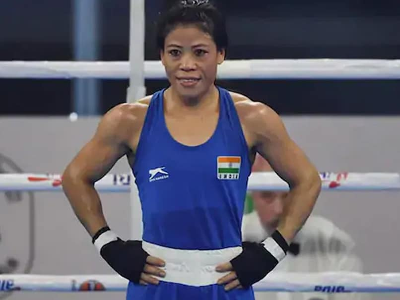 Mary Kom, Amit Panghal Among 10 Boxers In TOPS Scheme
