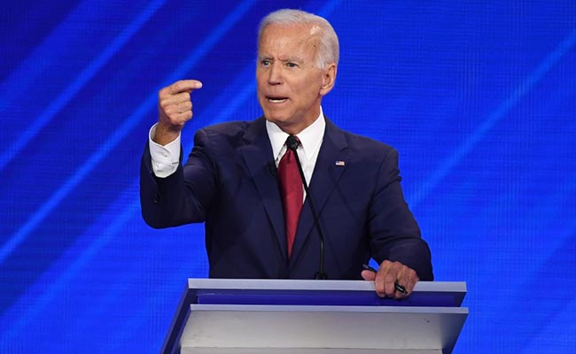 Joe Biden Leads Democratic Primary Of 2020 US Presidential Election