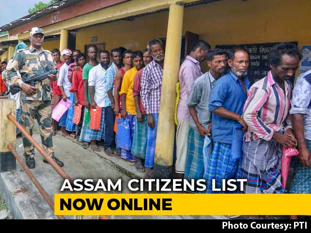 Video : Full Assam Citizens' List With All 3.30 Crore Applicants Published