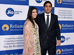 "Shloka, Akash Ambani Become Parents To Baby Boy, Ambanis ""Delighted"""