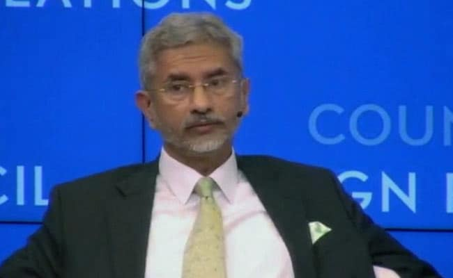 S Jaishankar Meets Australian, Indonesian Leaders At G-20 Foreign Ministers Summit